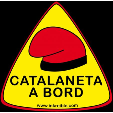 Adhesiu Catalaneta a Bord