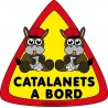 Adhesiu Catalanets a Bord Exterior