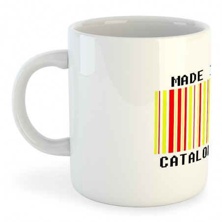 Taza Catalunya Made in Catalonia