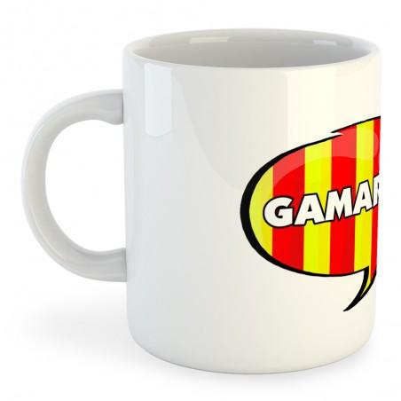 Taza Catalunya Gamarus