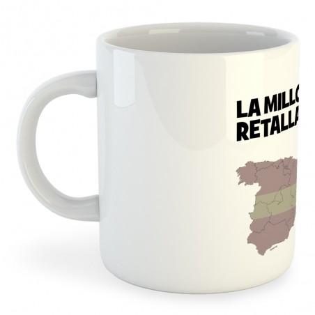 Taza Catalunya La Millor Retallada