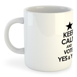 Tassa Catalunya Keep Calm And Vote Yes