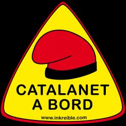 Adhesivo Catalanet a Bord