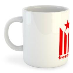 Taza Catalunya Estelada Freedom