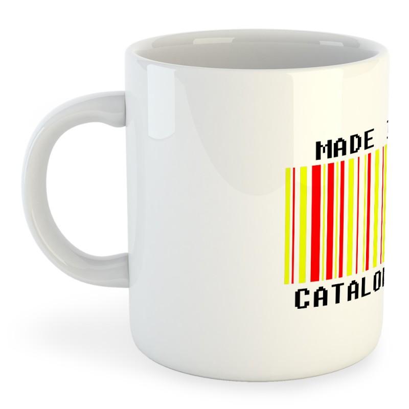 Taza Catalunya Made in Catalonia