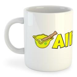 Taza Catalunya Allioli