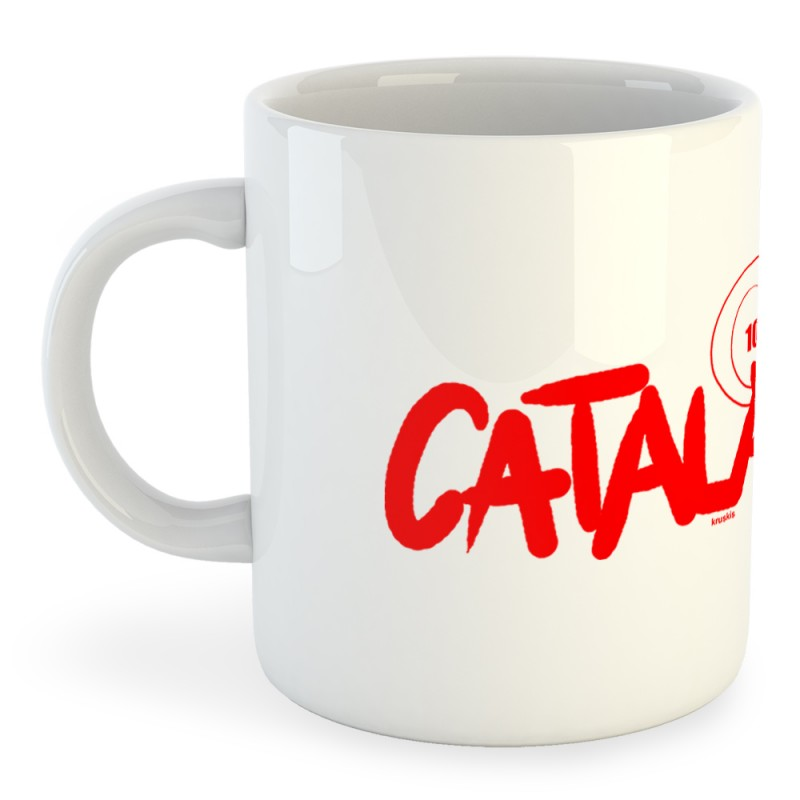Taza Catalunya 100 % Catalana