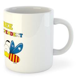 Taza Catalunya Bee Independent