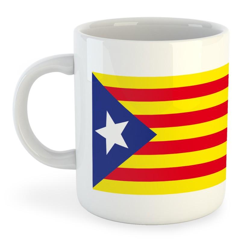 Tassa Catalunya Estelada Classica
