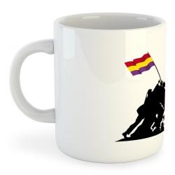 Taza Catalunya Iwo Jima Republicana