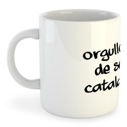 Taza Catalunya Orgullosa de Ser Catalana